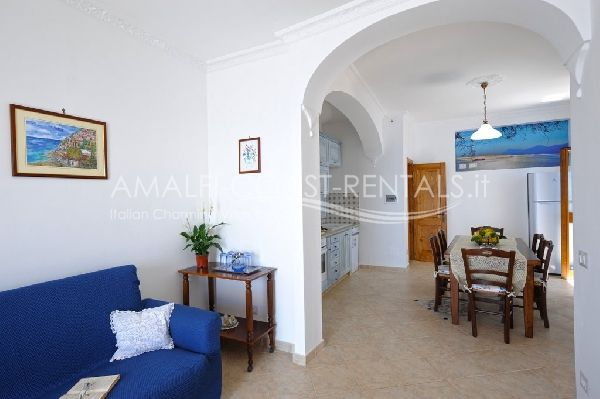 Praiano rentals apartment for rent le agavi amalfi coast for Apartments amalfi