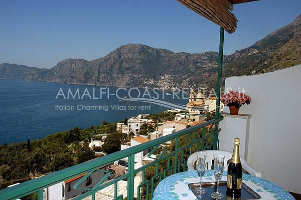 Praiano rentals apartment for rent idillio amalfi coast for Apartments amalfi