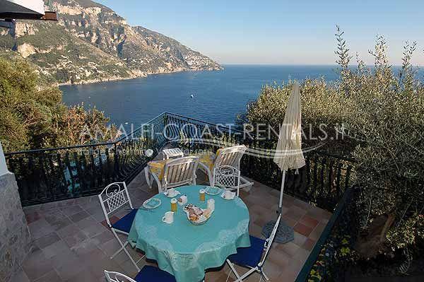positano rentals villa for rent degli ulivi amalfi coast